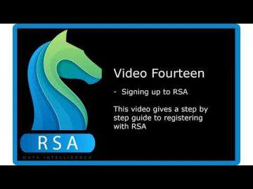 Video 14 Step by Step Guide to registering with RaceStatsApp
