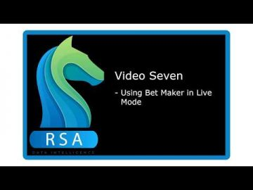 Video 7 - Bet Maker